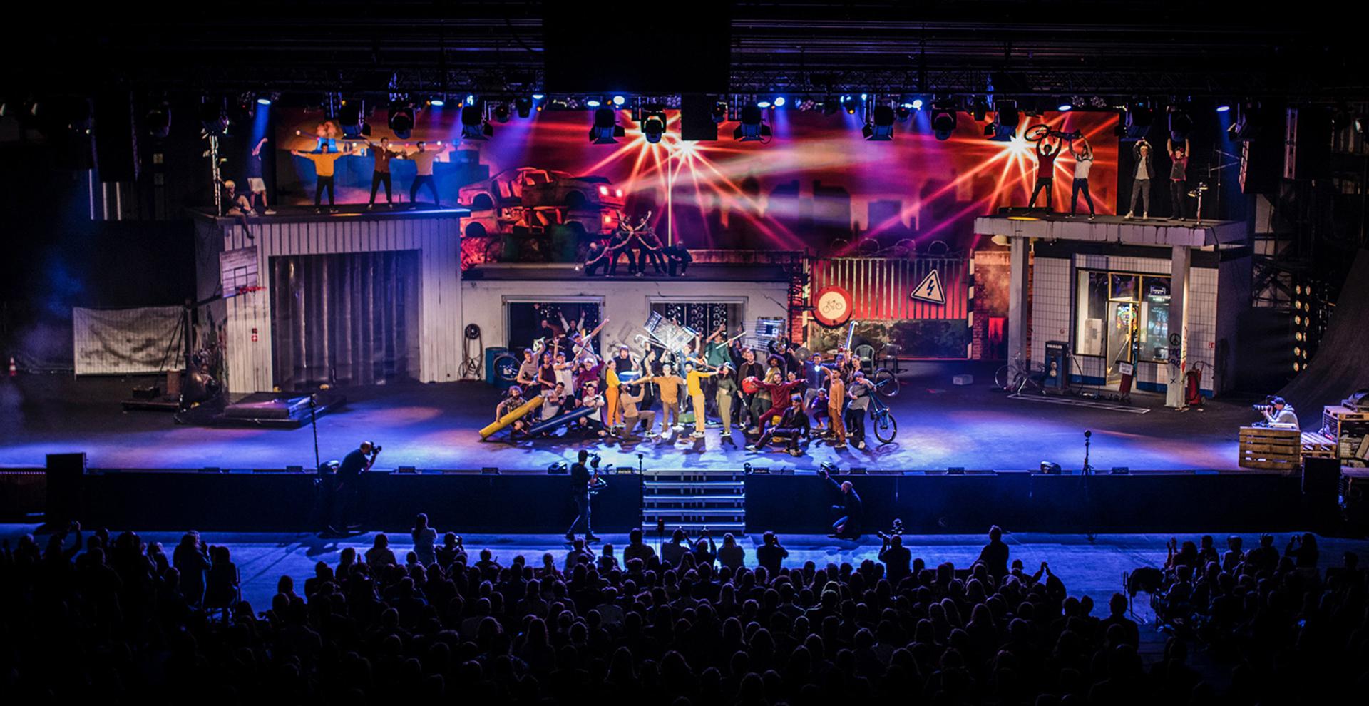 URBANATIX Show 2018 - ROAD TRIP – AGENTUR DACAPO