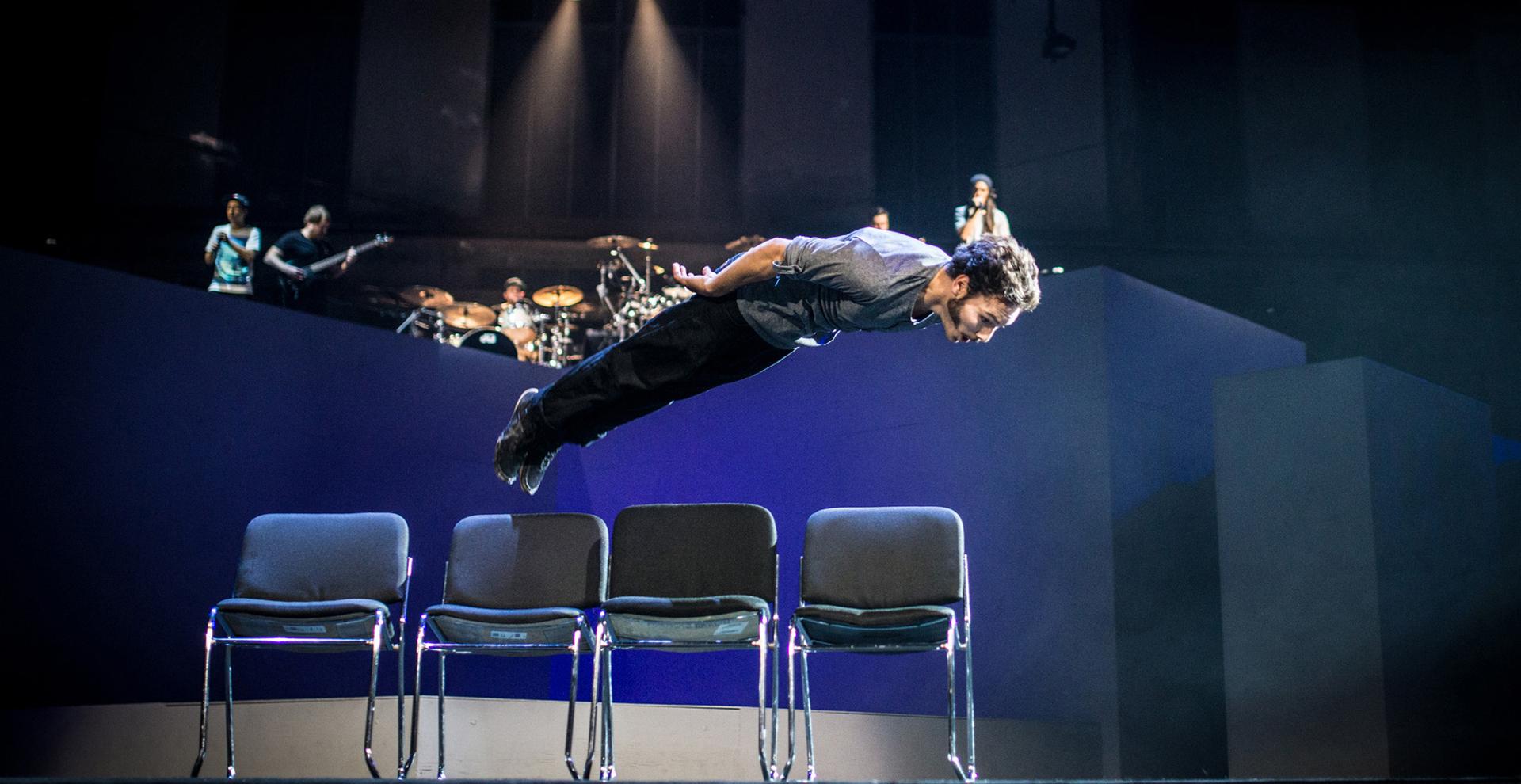 URBANATIX Show 2016 – DROP THE BEAT – AGENTUR DACAPO